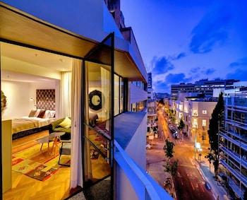 特拉維夫聯排別墅布朗恩酒店的圖片