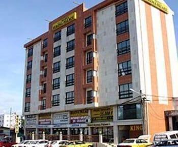 Foto van Serena Palace Hotel in Douala