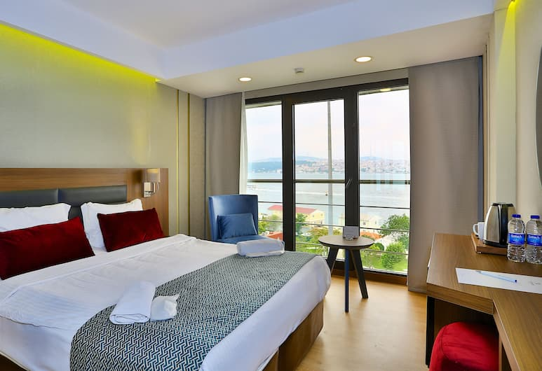 Zimmer Bosphorus Hotel, Stambulas