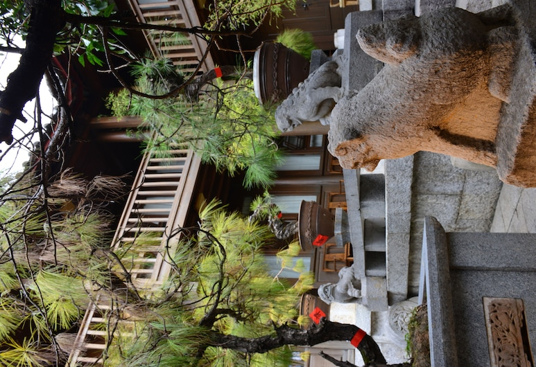 Zen Garden Hotel - Wuyi Yard, Lijiang, Cour
