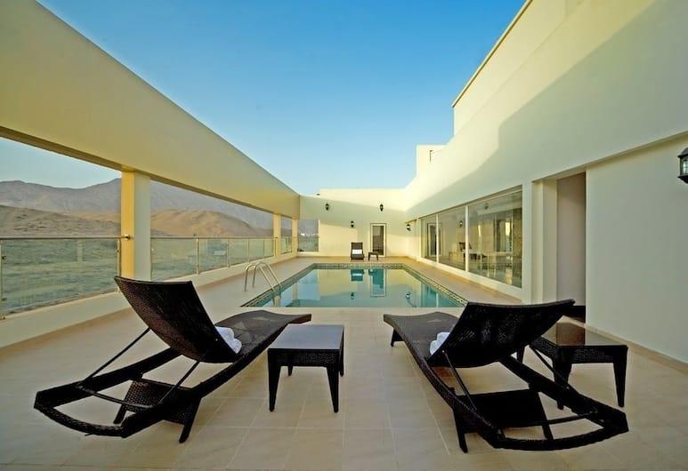 Muscat Dunes Hotel, Muscat, Pool