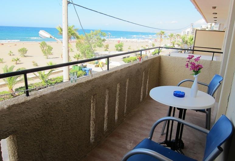 The Sea-View Apartments, Rethymno, Studio, Sea View, Balcony