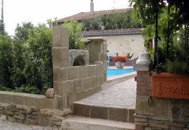 Locanda del Principato, Castiglione del Lago, Hotel Entrance