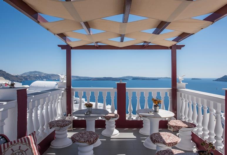 Maryloujohn Villas, Santorini, Terrace/Patio