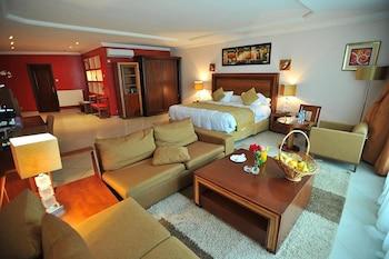 阿爾及爾阿巴席德宮庭酒店的圖片