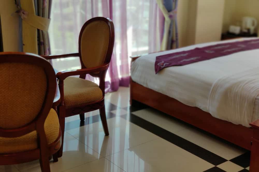 Chambre Exécutive - Salle de séjour