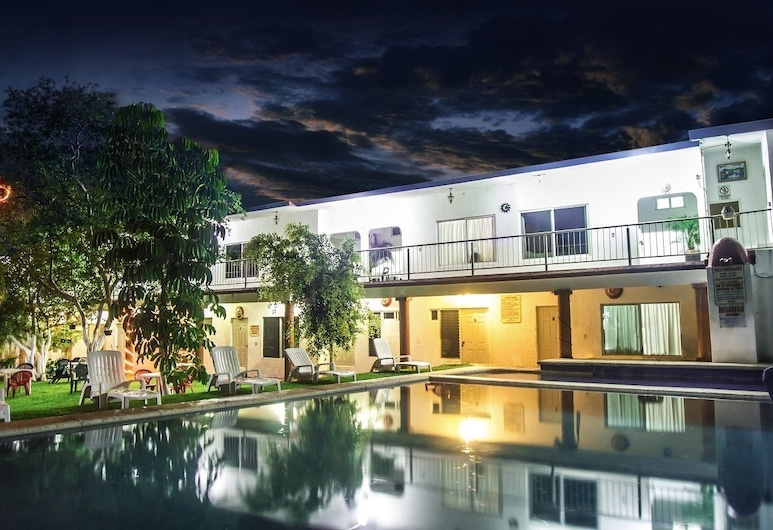 Hotel Quinta Paraiso, Yautepec, Alberca al aire libre