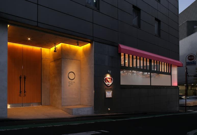 SHIBUYA HOTEL EN, Токио, Вход в отель