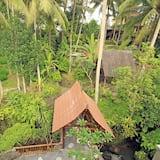럭셔리 스위트, 더블침대 1개, 전용 욕실, 정원 전망 - 정원 전망