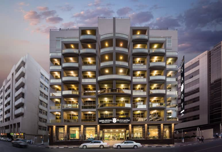 Savoy Central Hotel Apartments, Dubai
