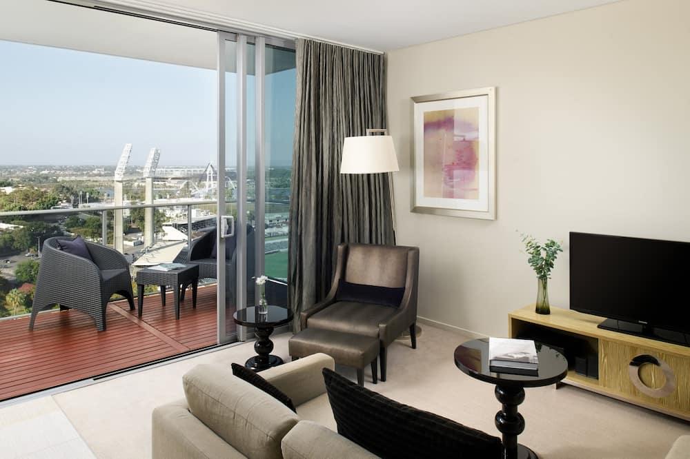 Premier Suite, 2 Bedrooms, Balcony - Balcony View