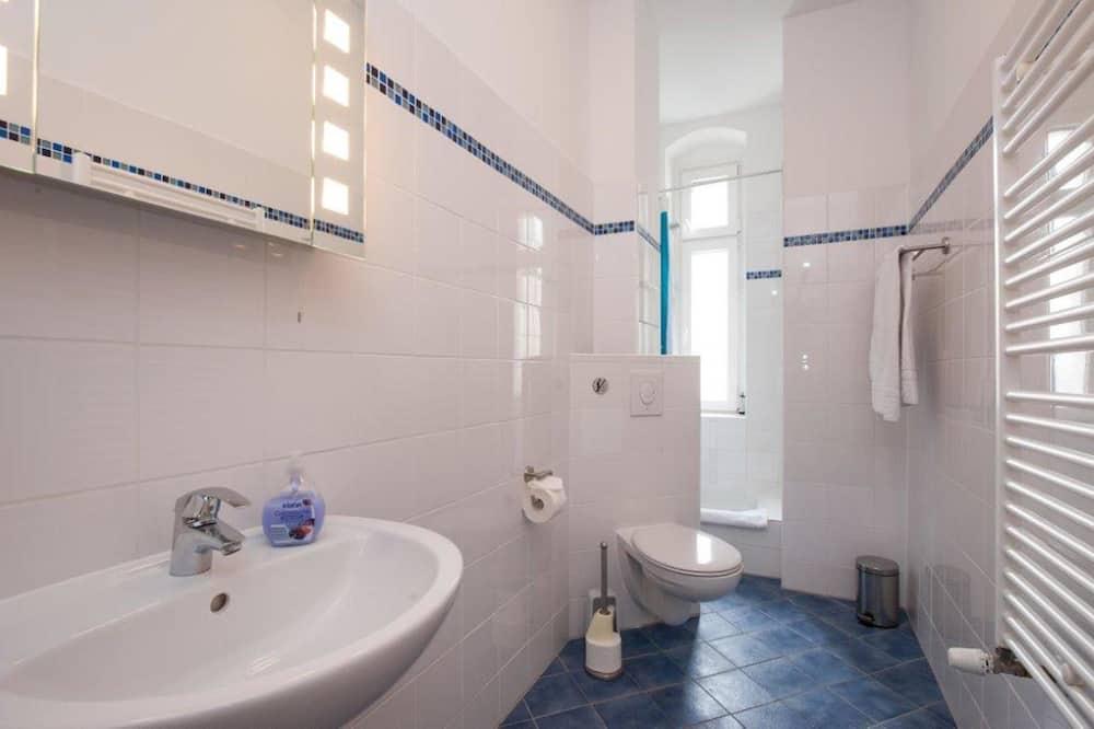 Апартаменты (for 4 Persons, single use) - Ванная комната