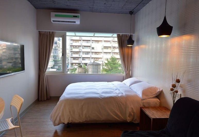 Anta Fuxing B, Taipei, Deluxe Double Room, Guest Room
