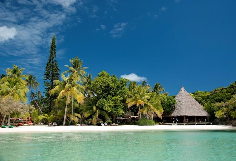 Oure Lodge Beach Resort, L'Île-des-Pins