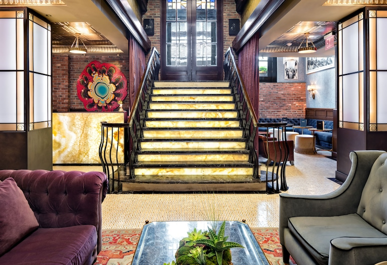 Walker Hotel Greenwich Village, New York, Réception
