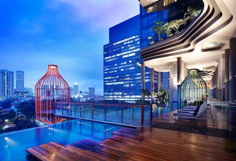 PARKROYAL COLLECTION Pickering, Singapore (SG Clean), Singapore, Infinity Pool