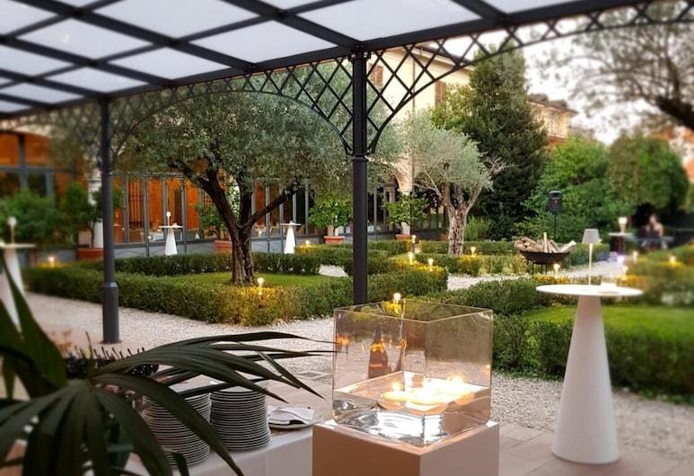 Hotel Il Gelso, Pontevico, Taras/patio