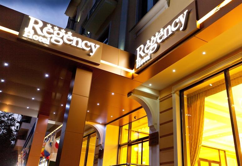 Regency Hotel, Chisinau, Hotellinngang