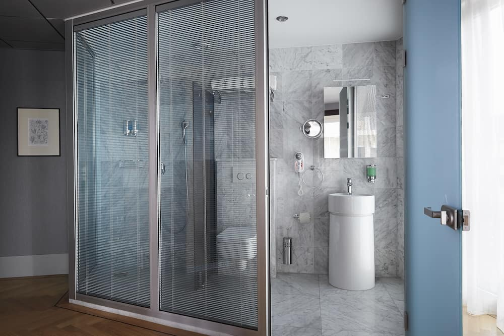 普通套房, 1 張特大雙人床 - 浴室