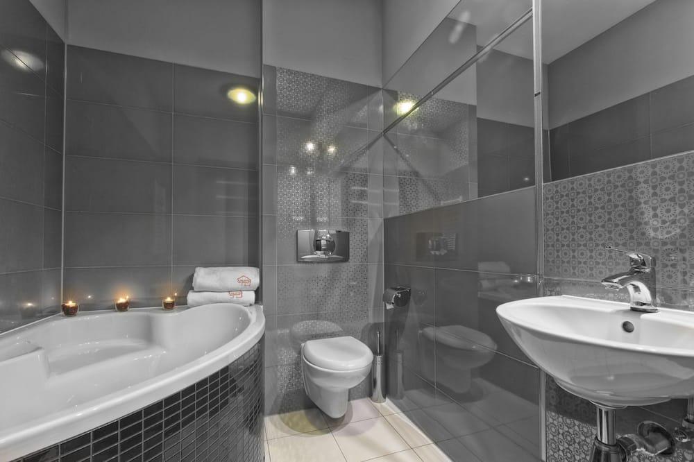Apartament standardowy (4 pax) - Łazienka