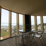 Appartement, 2 slaapkamers, kitchenette (Spreuerbrücke) - Balkon