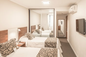 Foto Palm Beach Plaza Hotel di Montevideo