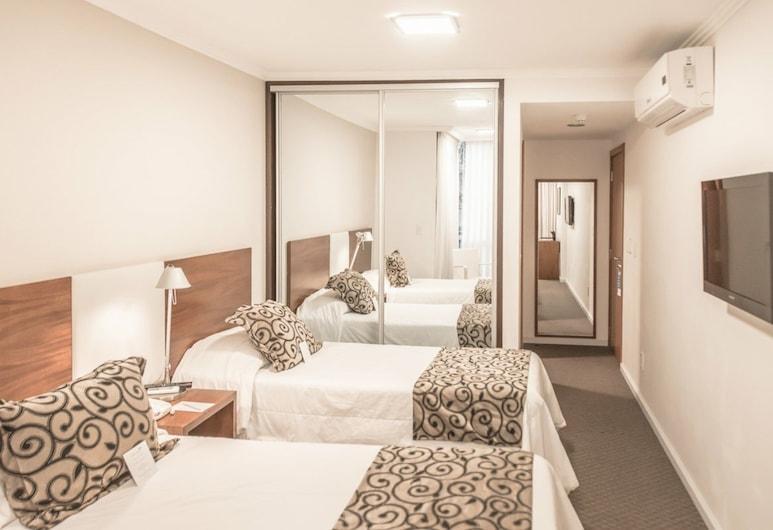 Palm Beach Plaza Hotel, Montevideo, Superior Twin Room, Bilik Tamu