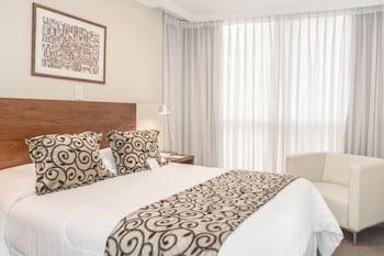 Hình ảnh Palm Beach Plaza Hotel tại Montevideo