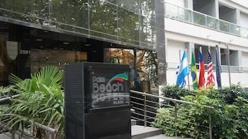 Foto del Palm Beach Plaza Hotel en Montevideo