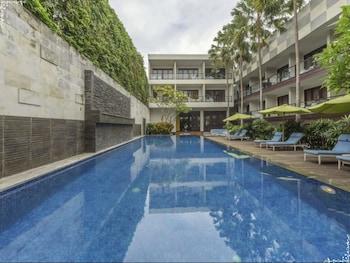 Foto del Dekuta Hotel en Kuta