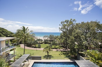 Foto van Maison Noosa Beachfront Resort in Noosa Heads