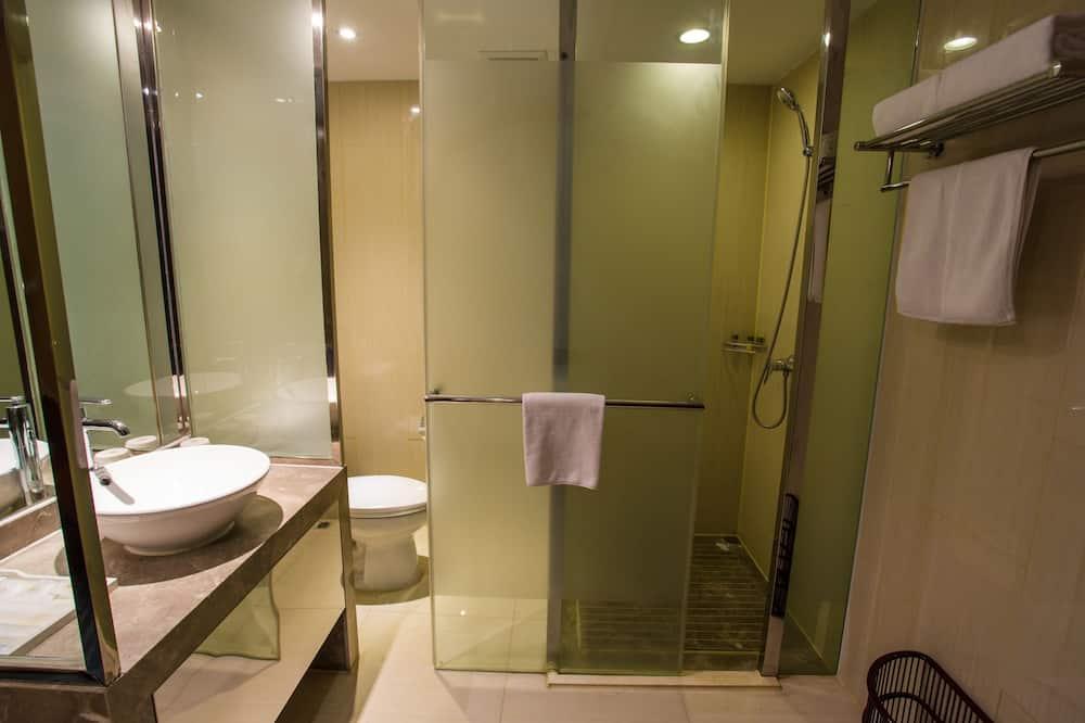 Двухместный номер с 1 двуспальной кроватью (Ultra Sassy) - Ванная комната