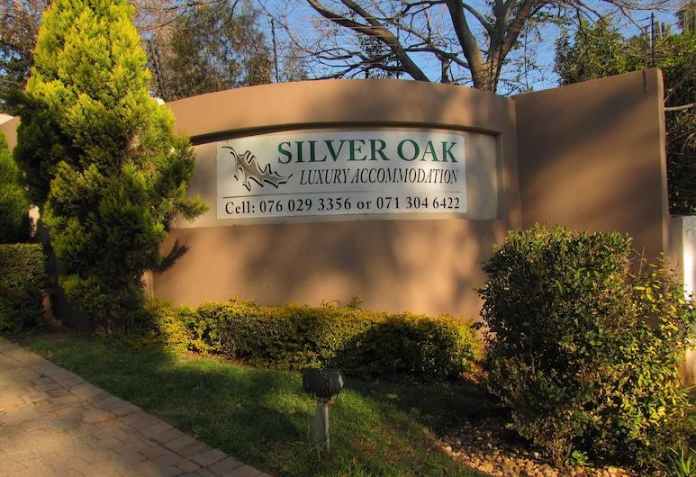 Silver Oak Luxury Accommodation, Sandton, Výhľad z hotela