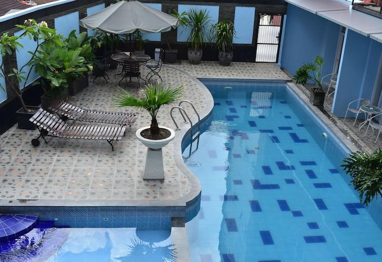 阿巴迪瑪里歐波羅日惹酒店, 日惹, 室外泳池