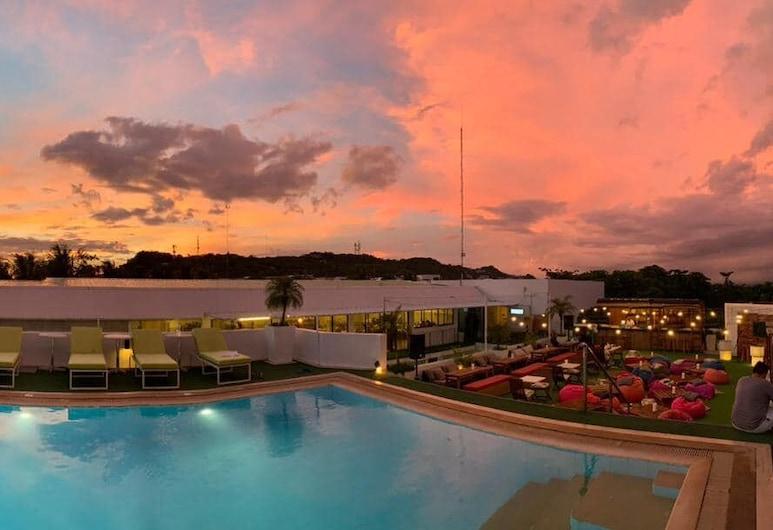 더 타이즈 호텔 보라카이, Boracay Island, 루프탑 수영장