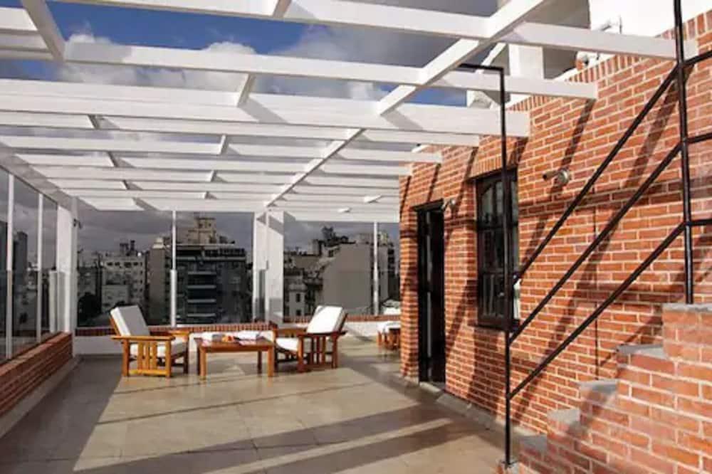 Jumta terase