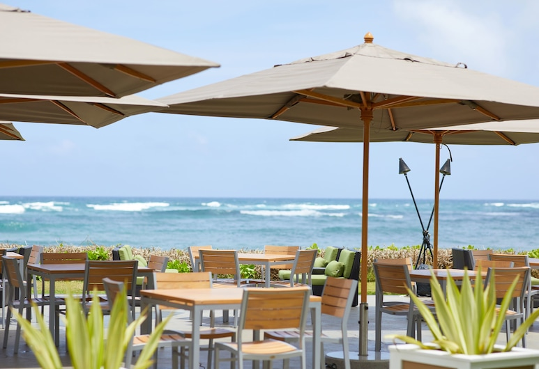 The ISO. Island. Sky. Ocean., Kapaa, Outdoor Dining