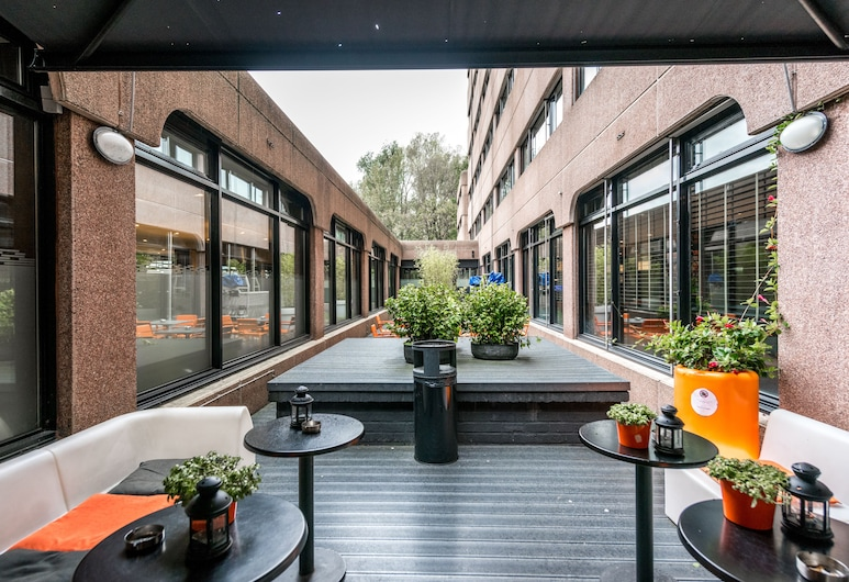 XO HOTELS PARK WEST, Amsterdam, Terrasse/Patio