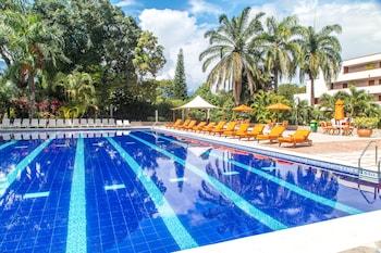 Villavicencio bölgesindeki Hotel Del Llano resmi