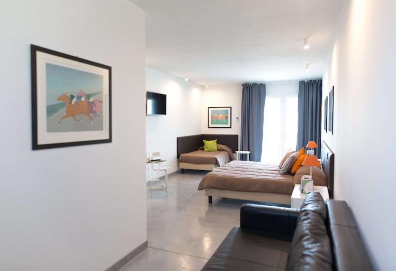 Guest House Bella Onda, Mestre, Habitación familiar, Habitación