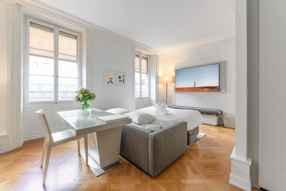 Superior Apart Daire, 1 Yatak Odası - Oturma Odası