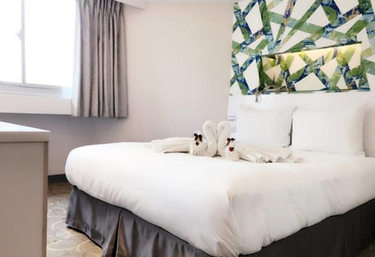 シイメン シチズン ホテル (西門星辰大飯店), 台北, スーペリア ルーム ダブルベッド 1 台, 部屋