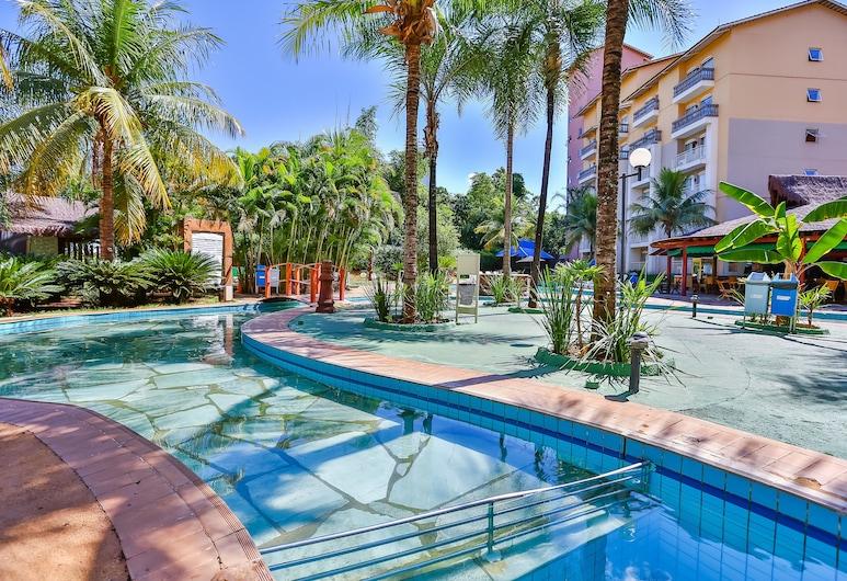Nobile Resort Thermas de Olímpia, Olimpia, Outdoor Pool