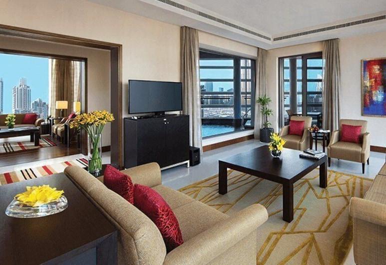 The Oberoi, Dubajus, Viešbučio interjeras