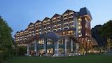シンガポール、リゾーツ ワールド セントーサ - エクアリウス ホテルの写真