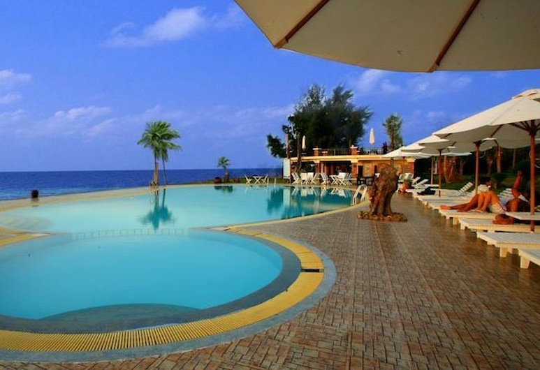 Fiore Healthy Resort, Fanthietas, Baseinas