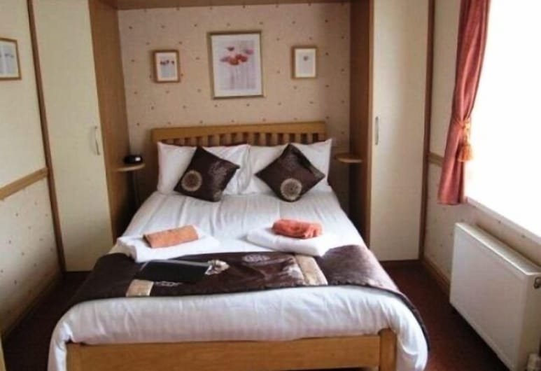 The Kingscliff, Blackpool, Deluxe tweepersoonskamer, Kamer