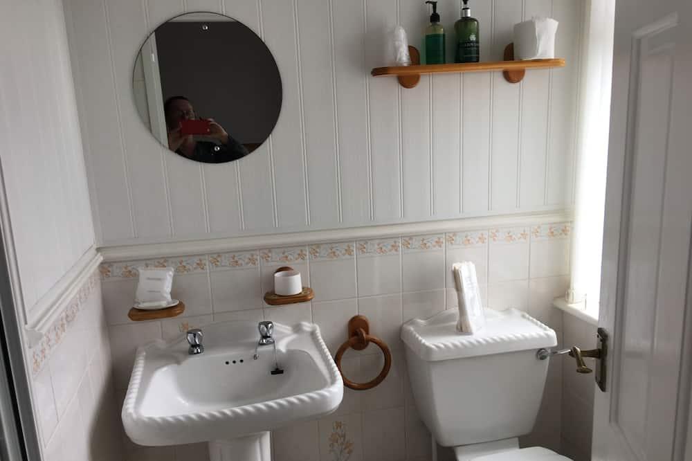 Habitación doble Confort, 1 cama doble - Baño