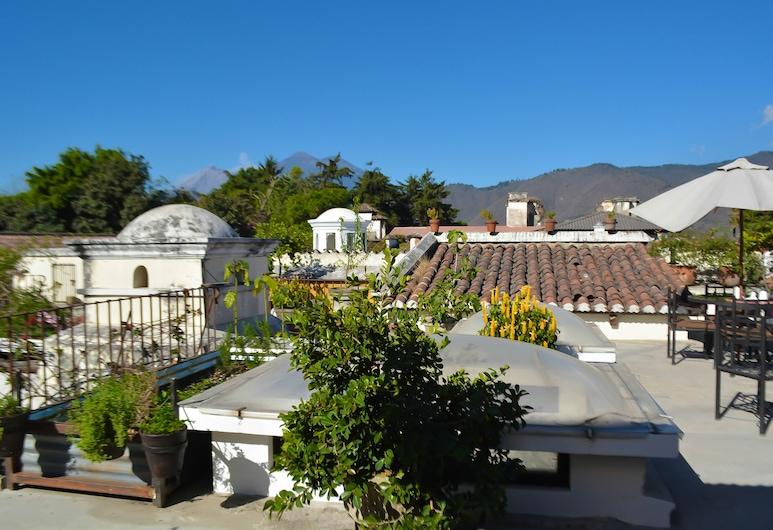 Hotel Sor Juana, אנטיגואה גואטמלה, שטחי הנכס