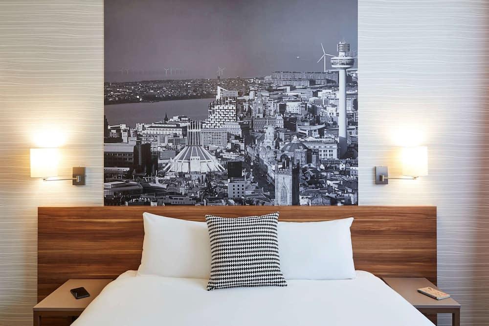 Студия, 1 двуспальная кровать - Номер